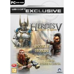 Gra PC UEX Heroes of Might & Magic V Złota Edycja