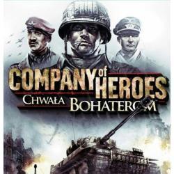 Gra PC Kompania Braci: Chwała Bohaterom (Company of Heroes: Tales of Valor)