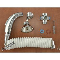 Zestaw higieniczny - do ogrzewacza Wody Dafi - srebrny