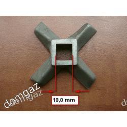 Nóż jednostronny maszynki do mielenia mięsa Zelmer nr 8 - zamiennik  Maszynki do mięsa