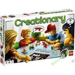 Lego --CREATIONARY-- 3844