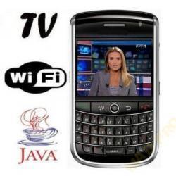 Telefon 9700 TV WIFI Dual Sim QWERTY