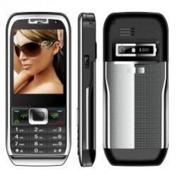 Telefon Mini E71 TV PL Menu Dual Sim FM