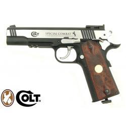 Pistolet Umarex Colt Special Combat Clasic kal. 4.5 mm