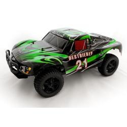MODEL RC - Rally Monster Elektryczne Terenowe Buggy / Samochód zdalnie sterowany w skali 1:10