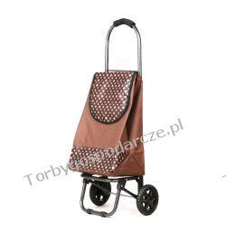 Wózek na zakupy  S 04 brązowy