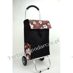 Wózek na zakupy Ultra Lekki Flower 01