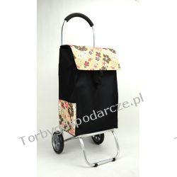 Wózek na zakupy Ultra Lekki Flower 02