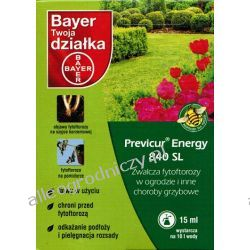 PREVICUR ENERGY 840 SL 15ml ŚRODEK FYTOFTOROZE ODKAŻANIE ZIEMI Nawozy
