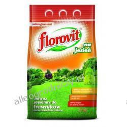 FLOROVIT 3KG NAWÓZ JESIENNY DO TRAWY trawników Nawozy