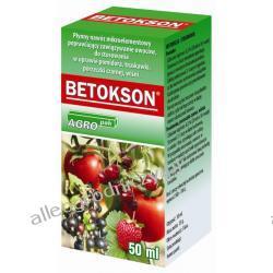 Betokson 50ml ŚRODEK DO ZPYLANIA POMIDORÓW HORMONIZACJA Odstraszacze zwierząt