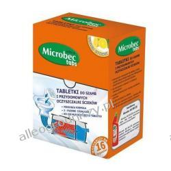 MICROBEC ULTRA - TABLETKA PREPARAT DO SZAMB