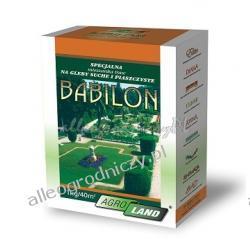 NASIONA TRAWY BABILON 25kg NA TERENY SUCHE I PIASZCZYSTE AGRO-LAND Odstraszacze zwierząt