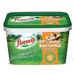 FLOROVIT NAWÓZ DO TRAWY 4kg - 50% MNIEJ KOSZENIA Nawozy