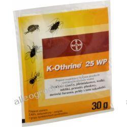 K-OTHRINE 25 WP 30g ŚRODEK PREPARAT NA KARALUCHY MRÓWKI MUCHY KOMARY Nawozy