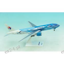 Boeing 777-200 Malaysia RARE 1:200 High Detail Version(na zamówienie)