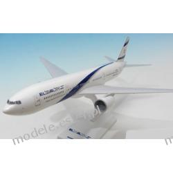 Model Boeing 777-200 EL AL 1:200 Wysokie Detale