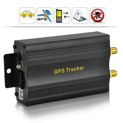 Samochodowy Lokalizator GPS TRACKER 103A + Blokada + Alarm GSM