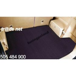 Opel Astra H III HB COSMO - bagażnik extra welur