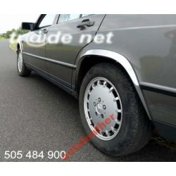 Nakładki nadkola błotnika VW Golf III 1991-1998