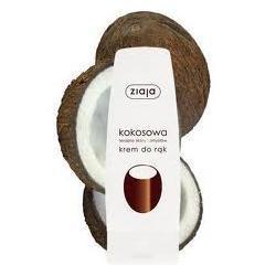 Kokosowy krem do rąk