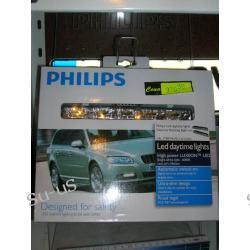 PHILIPS Zestaw Świateł Dziennych  ( do jazdy dziennej )  DAYTIME LIGHTS 5 LED 12V
