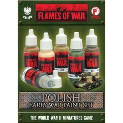 PPS01 Polish Early War Paint Set