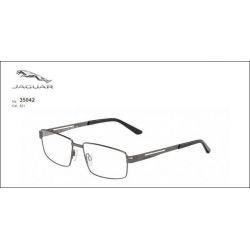 Okulary męskie tytanowe Jaguar 35042 Oprawki