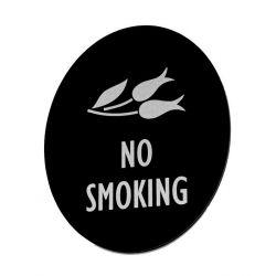 Piktogram, symbol, oznakowanie Zakaz Palenia SK Dom i Ogród