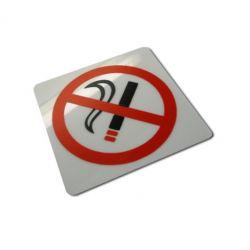 Piktogram, Symbol, Znak - Zakaz Palenia Dom i Ogród