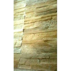 Płytki mineralne imitacja kamienia wzór Patrycja wewnętrzne