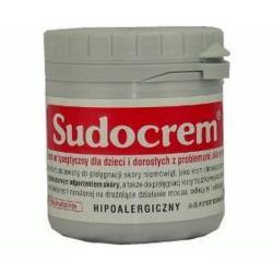 SUDOCREM 250g krem na odparzenia pieluszkowe