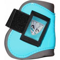 Ochraniacze YORK Neo tylne Blue Curacao Pony (Z) Sport i Turystyka