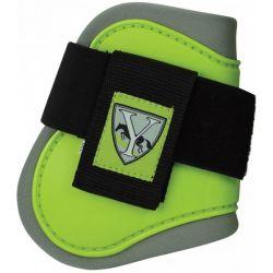 Ochraniacze YORK Neo tylne Lime Punch Pony (Z) Sport i Turystyka