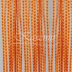 Firana makaron pomarańczowy, pomarańcza 250x145 + woreczek do prania...