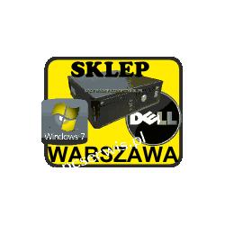 Dell 780 E8400,2x3Ghz/4GB DDR3/250GB HDD/DVD/Win 7 Pro Komputery