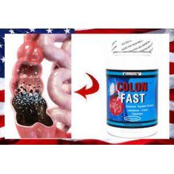 5x COLON FAST najskuteczniejsze oczyszczanie jelit