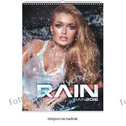 Kalendarz RAIN kalendarz z dziewczynami na 2016 Erotyka