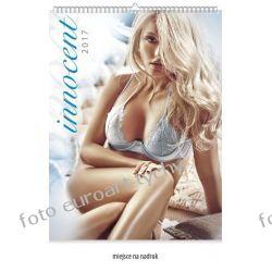 Kalendarz INNOCENT kalendarz z dziewczynami na 2017 Erotyka