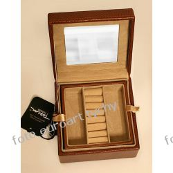 Szkatułka na biżuterię kasetka kuferek Akcesoria