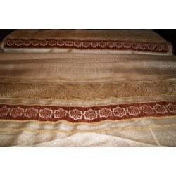 Indyjska tkanina. Idealna do dekoracji wnętrza.