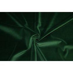 Aksamit 100% bawełna zielony zasłony kotary A216