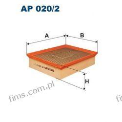 AP020/2 FILTRON FILTR POWIETRZA Opel Vectra B 2.2DTI 10/00-> AP020/2 24438415 5834252 9201929 C24128/2 LX691