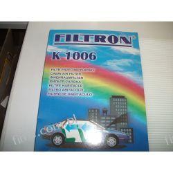 K1006 FILTRON FILTR KABINOWY Audi A3 Bora Caddy Golf III Lupo Polo Vento Octavia CU2882 LA31 1987431012