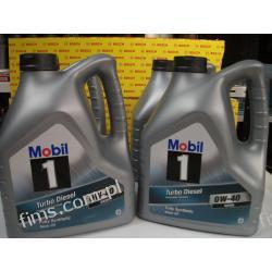 MOBIL 0W40 TD  4L OLEJ SILNIKOWY  MB 229.3 229.5  VW505.00   BMW Longlife 01
