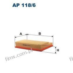 AP118/6 FILTRON FILTR POWIETRZA  Mercedes C CLK ML  W202 S202  6040940004  C30195/2  LX439/1  1457433752 U742 Iskrowe