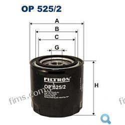 OP525/2 FILTR OLEJU  Skoda Felicia1.9D 9/96->; Volkswagen Lupo 1.0D, 1.7SDI, Polo 1.7D, 1.9D 64   W920/8  030115561C