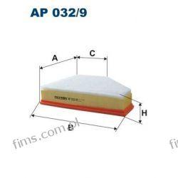 AP032/9 FILTRON FILTR POWIETRZA  BMW 1 E81 E87  3 E90 E91 X1 E84  13717797465   C30135  LX1640   F026400119