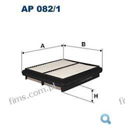 AP082/1 FILTRON FILTR POWIETRZA Daewoo Lanos  96182220  20F0003