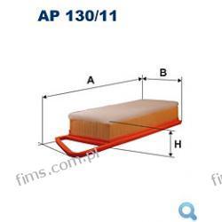 AP130/11 FILTRON FILTR POWIETRZA Citroen C3 AYGO 207 206 BIPPER FIESTA V MAZDA 2  1444X7  1444X2  C3087